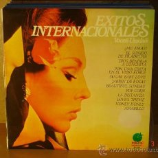 Discos de vinilo: VOCES UNIDAS - EXITOS INTERNACIONALES - IMPACTO EL-084 - 1975. Lote 39640093