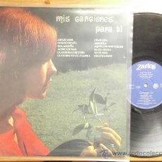 Discos de vinilo: ESTEBAN Y SU MUNDO CAMP*MIS CANCIONES PARA TI*LP ZARTOS 1974*. Lote 31047598