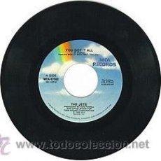 Discos de vinilo: THE JETS - YOU GOT IT ALL SINGLE USA 1985. Lote 31048819