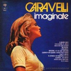 Discos de vinilo: LP DE CARAVELLI AÑO 1975 EDICIÓN ARGENTINA. Lote 31064682