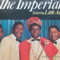 Discos de vinilo: LITTLE ANTHONY AND THE IMPERIALS,EDICION USA DEL 81. Lote 31066826