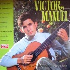 Discos de vinilo: VÍCTOR MANUEL - LP TIMPLE, 1988 - EXCELENTE ESTADO. Lote 31073938