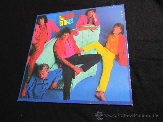 LP VINILO DE THE ROLLING STONES- TITILO DIRTY WORK- ¡¡¡¡DISCO NUEVO¡¡¡¡ (Música - Discos de Vinilo - EPs - Pop - Rock Extranjero de los 50 y 60)