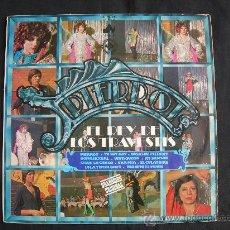 Discos de vinilo: LP PIERROT // EL REY DE LOS TRAVESTIS . Lote 31080530
