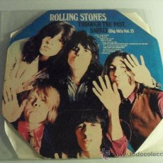 Discos de vinilo: ROLLING STONES - THROUGH THE PAST, DARKLY ( BIG HITS VOL. 2 ). Lote 31102241