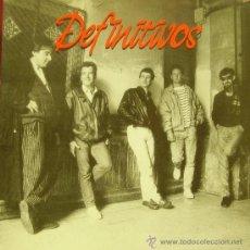 Discos de vinilo: DEFINITIVOS-MISMO TITULO 1988 LP SPAIN. Lote 31094933