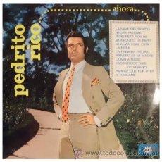 Discos de vinilo: PEDRITO RICO - LP MUY RARO EN MARFER DE 1970. Lote 31101154