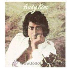 Discos de vinilo: ANDY KIM LP ANDY KIM 1974 CAPITOL ST 11318 USA. Lote 31104028