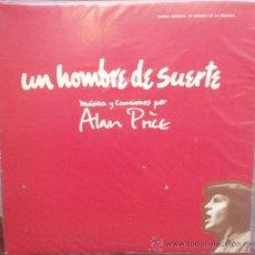 Discos de vinilo: LP ARGENTINO BSO UN HOMBRE DE SUERTE AÑO 1973. Lote 31064722