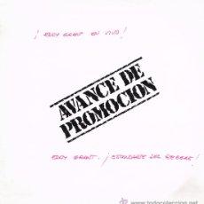 Discos de vinilo: EDDY GRANT - EDDY GRANT EN VIVO DESDE NOTTING HILL (TEMAS EXTRAIDOS DE DOBLE ALBUM) - LP 1982 PROMO. Lote 31115046