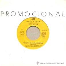 Discos de vinilo: NO ME PISES QUE LLEVO CHANCLAS ··· LAS CALLES DE CHICAGO - (SINGLE 45 RPM) - NUEVO. Lote 31127040