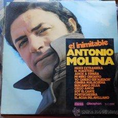 Discos de vinilo: ANTONIO MOLINA-LP EL INIMITABLE-1971. Lote 203396710