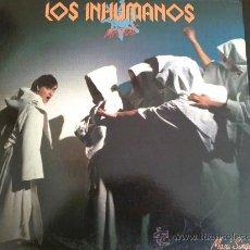 Discos de vinilo: LOS INHUMANOS - MANUÉ - MAXI SINGLE. Lote 31143615