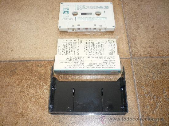 Discos de vinilo: CINTA DE CASSETTE THE BEATLES SGT PEPPER`S 1969 - Foto 3 - 34550377
