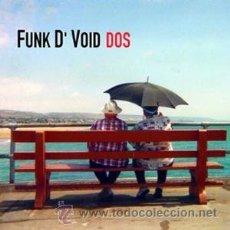 Discos de vinilo: FUNK D´VOID - DOS - 2 LP - SOMA RECORDING. Lote 31149081