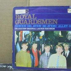 Discos de vinilo: THE ROYAL GUARDSMEN - CANCION DEL AVION / ALLEY HOP - EDICION ESPAÑOLA - HISPAVOX 1967. Lote 31158843