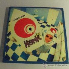 Discos de vinilo: HANK - COLEGIO+ 2 EP 1995 DISCO COLOREADO EN ROJO. Lote 31163513