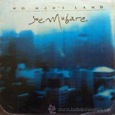 Discos de vinilo: JOE MUBARE - NO MAN'S LAND . LP . 1987 PDI RECORDS. Lote 31167012