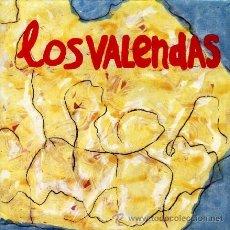 Discos de vinilo: LOS VALENDAS ··· LOMESOME CLOWNS / ICE-CREAM WORLD - (SINGLE 45 RPM). Lote 31165566