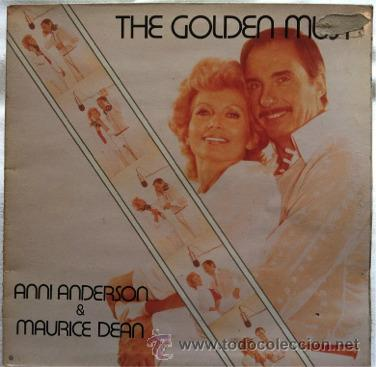 ANNI ANDERSON & MAURICE DEAN - THE GOLDEN MUST . LP . 1984 RAMS HORN HOLLAND (Música - Discos - LP Vinilo - Pop - Rock - Internacional de los 70)