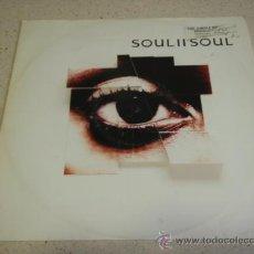 Discos de vinilo: SOUL II SOUL ( JOY 4 VERSIONES ) ENGLAND - 1992 MAXI45 TEN RECORDS. Lote 31179215