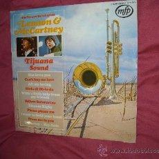 Discos de vinilo: TORERO BAND LENNON & MCCARTNEY TIJUANA SOUND LP 1969 MFP 5015 BEATLES. Lote 31181885