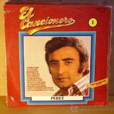 Discos de vinilo: LOTE EL CANCIONERO. SU HISTORIA Y SUS FIGURAS - BELTER - 1979-1980 - 25 LPS - COMPLETA!. Lote 31187858