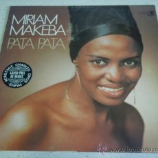 Discos de vinilo: MIRIAM MAKEBA THE HIT SOUND OF PATA PATA LP33 GERMANY REPRISE RECORDS. Lote 31196888