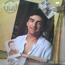 Vinyl-Schallplatten - JOAN BAUTISTA HUMET, AMOR DE AFICIONADO - LP VINILO - 31199255