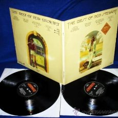 Discos de vinilo: ROD STEWART - THE BEST OF 2LP - GATEFOLD / RECOPILACION 1970-1974. Lote 31205935