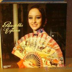 Discos de vinilo: RONDALLA GENERALIFE - PASODOBLES DE ESPAÑA - BELTER 22.518 - 1977. Lote 31207135