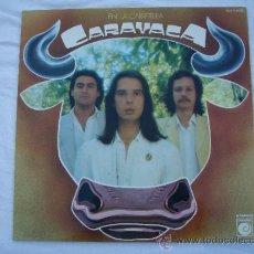 Discos de vinilo: CARAVACA - EN LA CARRETERA - LP - PROMO. Lote 31279161