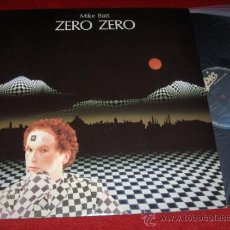 Disques de vinyle: MIKE BATT ZERO ZERO LP 1983 EPIC ED ESPAÑOLA. Lote 31236473
