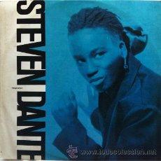Discos de vinilo: STEVEN DANTE - IMAGINATION . MAXI SINGLE . 1988 COOLTEMPO UK . Lote 31237200