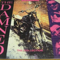 Discos de vinilo: THE DAMNED - THE COLLECTION - 2 LP - CASTLE 1980 UK - GATEFOLD - MINT. Lote 34937487