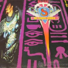 Discos de vinilo: TINO CASAL - NO FUIMOS HEROES - MAXI - EMI 1990 SPAIN - VINILO NUEVO / MINT. Lote 31240358