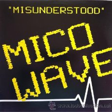 Discos de vinilo: MICO WAVE - MISUNDERSTOOD . MAXI SINGLE . 1987 CBS GERMANY. Lote 31243399