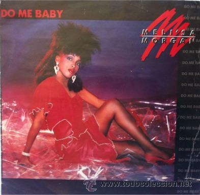 MELI'SA MORGAN - DO ME BABY . MAXI SINGLE . 1985 CAPITOL USA (Música - Discos de Vinilo - Maxi Singles - Funk, Soul y Black Music)