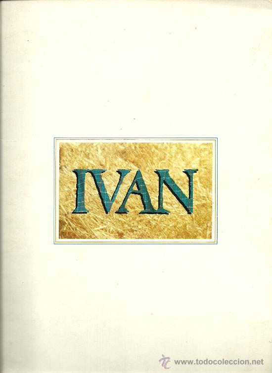 IVAN. SIN AMOR (LIBRETA CON DISCO, FOTOS.. 1979 ) (Música - Discos - Singles Vinilo - Solistas Españoles de los 70 a la actualidad)