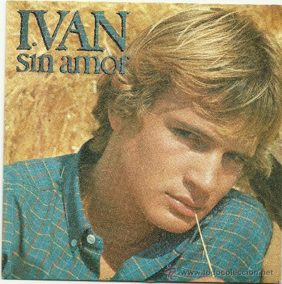 Discos de vinilo: IVAN. Sin amor (Libreta con disco, fotos.. 1979 ) - Foto 2 - 31255837