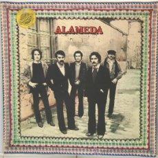 Discos de vinilo: ALAMEDA ALAMEDA LP CARPETA ABIERTA EPIC 1979. Lote 31258825