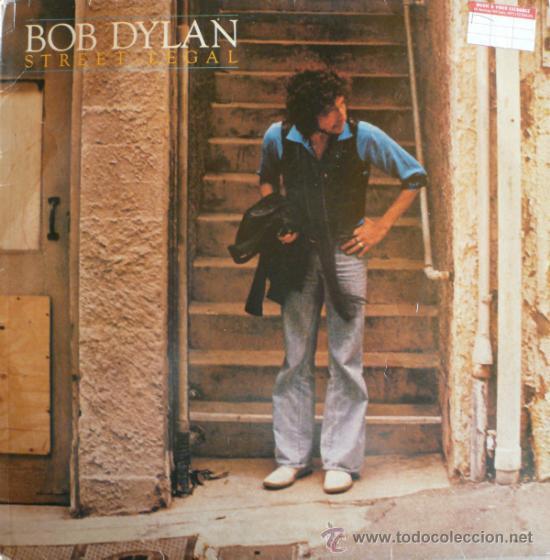 BOB DYLAN / STREET LEGAL (LP) (Música - Discos - LP Vinilo - Cantautores Extranjeros)