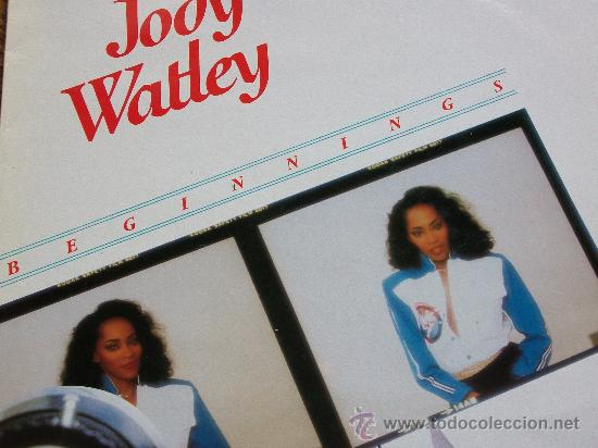 JODY WATLEY,BEGINNINGS (Música - Discos - LP Vinilo - Funk, Soul y Black Music)