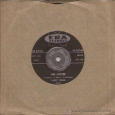 Discos de vinilo: SINGLE-LARRY VERNE-ERA 3024-USA-1960. Lote 31269197