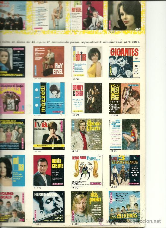 Discos de vinilo: Todas las canciones de SAN REMO en español (vinilo lp 1967) - Foto 2 - 31271707