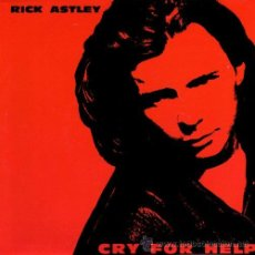 Discos de vinilo: RICK ASHLEY ··· CRY FOR HELP / BEHIND THE SMILE (SINGLE 45 RPM) ··· NUEVO. Lote 31289678