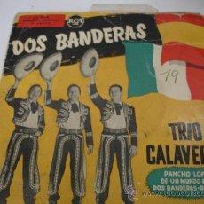 Discos de vinilo: TRIO CALAVERA ( DOS BANDERAS) LP ESPAÑA. Lote 31305977