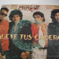 Discos de vinilo: BURNING -MUEVE TUS CADERAS- . Lote 31306135