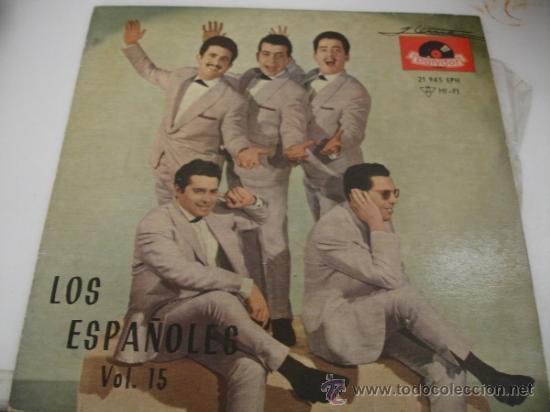 BURNING -MUEVE TUS CADERAS- (Música - Discos - Singles Vinilo - Grupos Españoles 50 y 60)