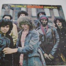Discos de vinilo: SANTANA AÑO 1971 . Lote 31306520